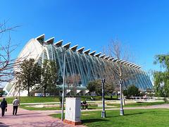 Valencia: Museo de las Ciencias Príncipe Felipe, 1