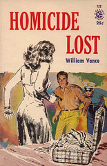 William Vance - Homicide Lost