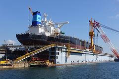 DSME shipbuilding