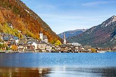 Autumnal Hallstatt