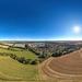 Kirriemuir Aerial Photosphere 02-10-2016