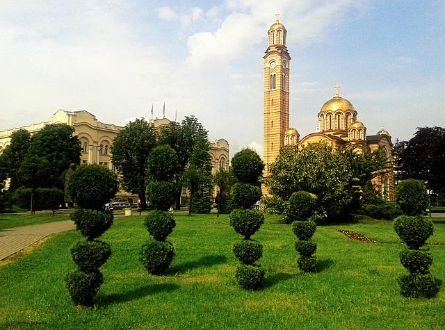 Greetings from Banja Luka