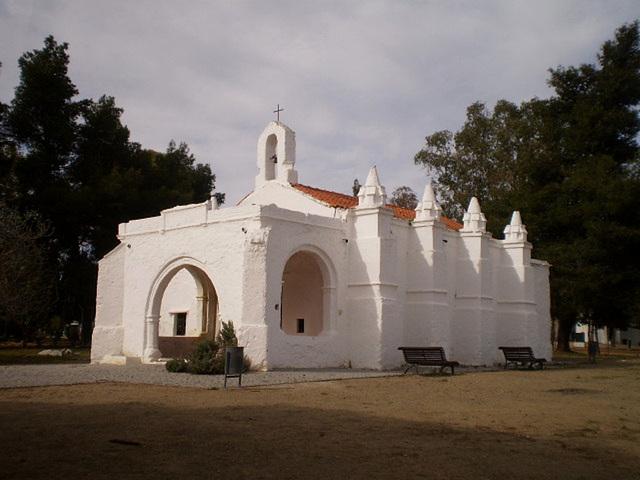 Saint Peter Chapel.