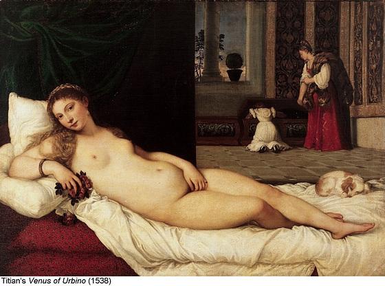 0002 Venus of Urbino labeled