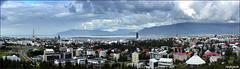 REYKJAVIK - Iceland - (551)