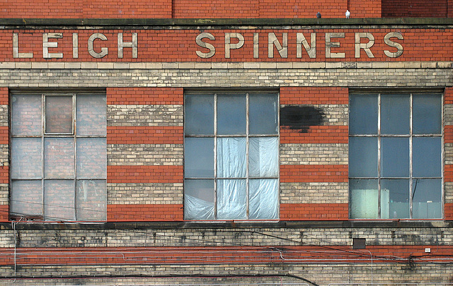 Leigh Spinners