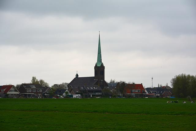 View of Hoogmade