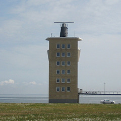 Radar tower (Radarturm) in Cuxhaven (5727299552)