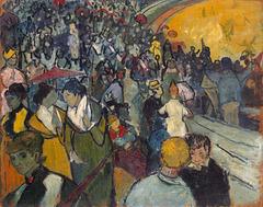 Vincent van Gogh : Corrida