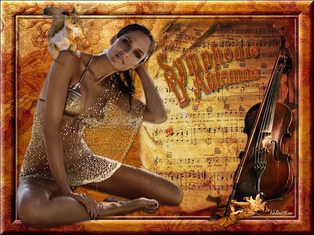 Symphonie d'automne...