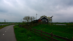 House on the dyke
