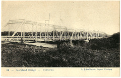 WP2091 WPG - MARYLAND BRIDGE