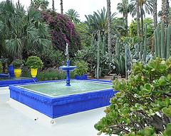 Fontaine majorelle