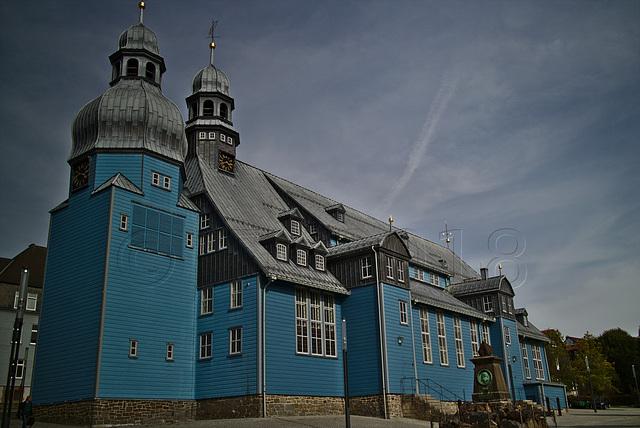 Marktkirche zum Heiligen Geist, Clausthal-Zellerfeld