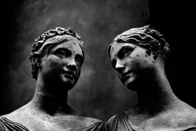 Florence Galleria dell Accademia 5 XPro1 mono