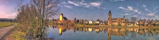 Hanau - Großauheim - Main