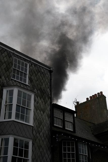 Lyme Regis XPro2 Regent Cinema Fire 5