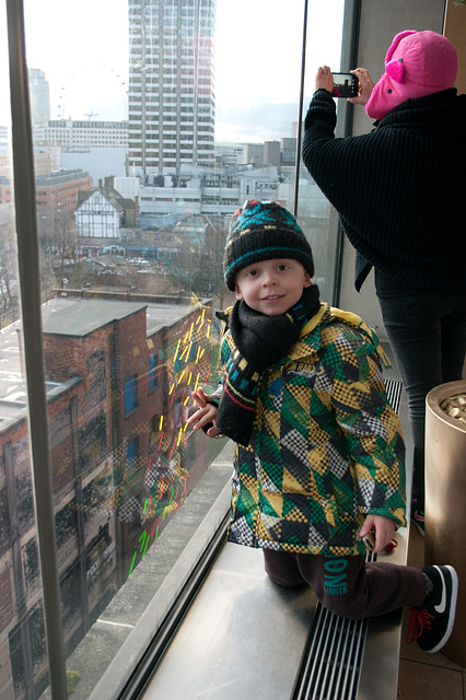 from the Oxo tower2