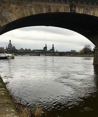 Elbe hat wieder Wasser