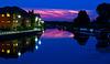 Hackney canal
