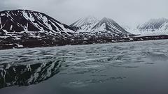 Svalbard, The Northern Coast of Van Mijenfjorden