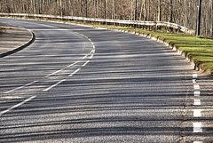 Shadowed Road Markings 1