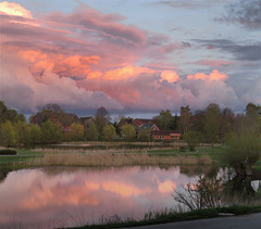 Sunset Giesensdorf
