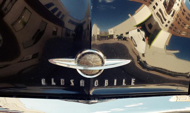 Oldsmobile Hood
