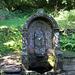 La fontaine près de la chapelle Sainte Barbe