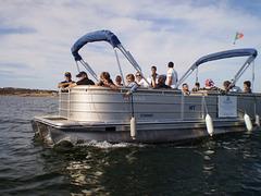 Boat trip.