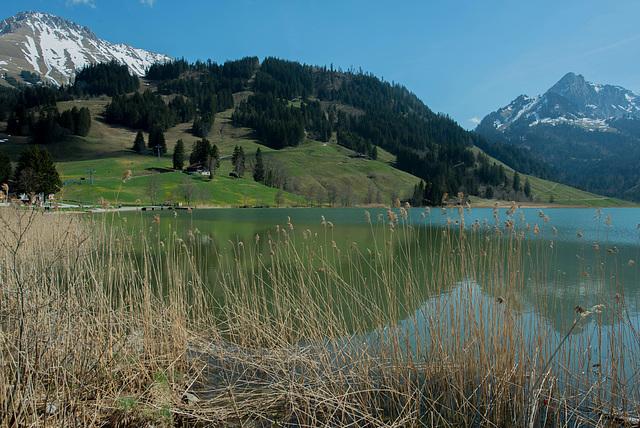 Schwarzsee (1046 m. alt.)