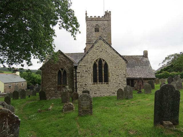 meavy church, devon