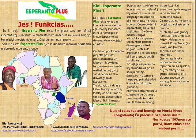 Esperanto plus