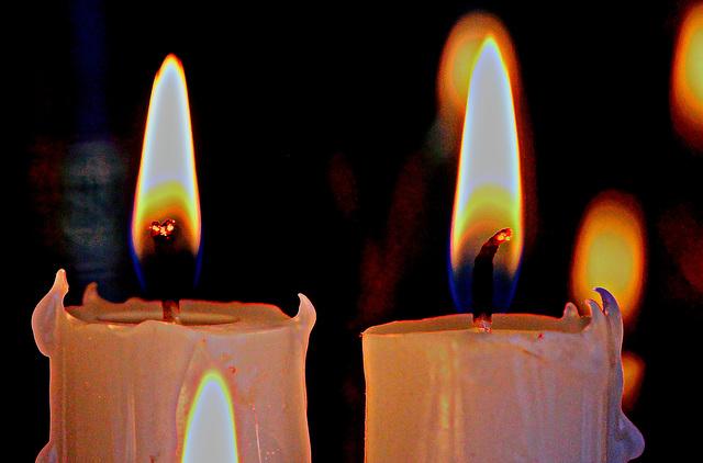 bougies et grimoires pour envoûtements