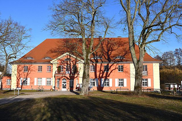 Federow, Gutshaus