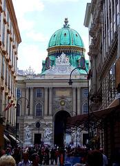 AT - Wien - Hofburg