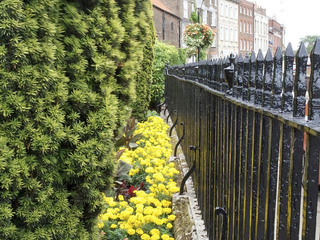 Posh Fence  HFF