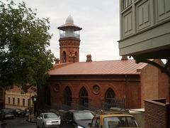 Tbilisi Mosque.
