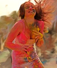 74 (20)...event ...holi festival of colors