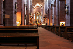 Worms - Im Dom St. Peter (01)