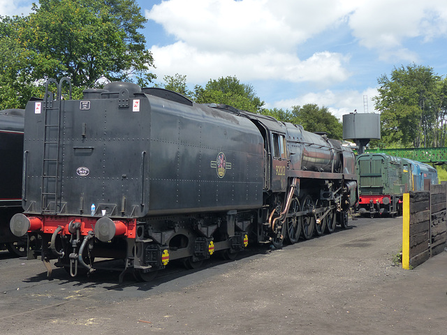 Mid-Hants Railway Summer '15 (22) - 4 July 2015