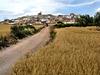 Zu Fuß auf dem Weg nach Cirauqui