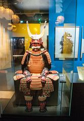 Samourai en armure