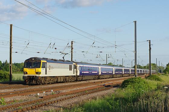 ECML - Class 92044 'Couperin' - 8.6.15.