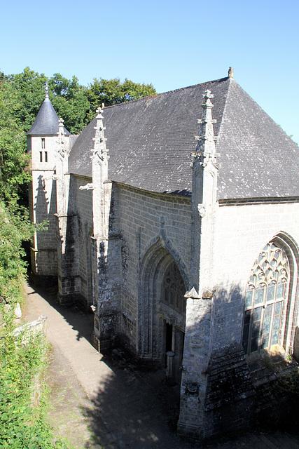 La chapelle Sainte Barbe