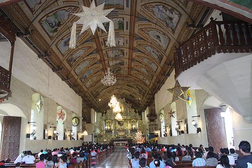 Interior, St Michaels