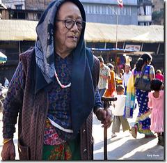 """Street portraits"" - Kathmandu - NEPAL"