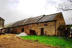 Firth Hall Barn, Brampton, Chesterfield, Derbyshire