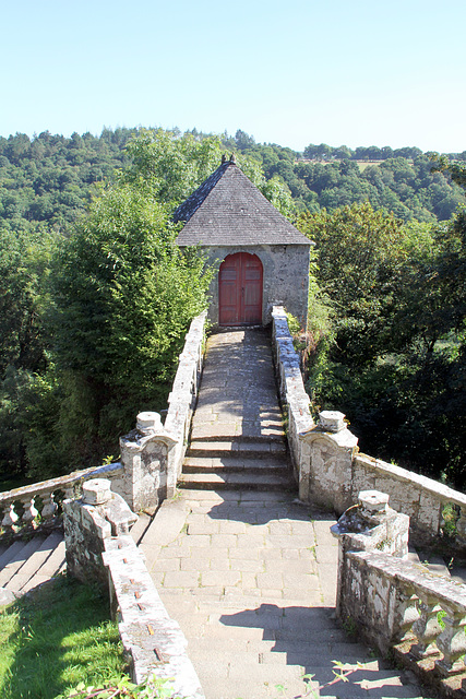 La chapelle Sainte Barbe