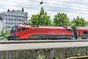 1116 245-2 der ÖBB in Bregenz